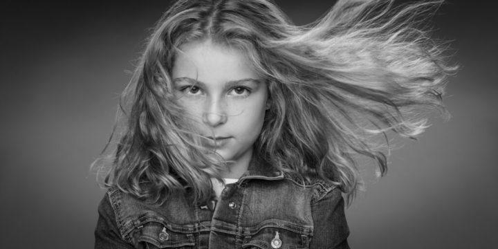 kinderfoto meisje Louise 12 jaar kinderfotografie