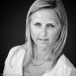 Headshot Profielfoto Karin Gryp