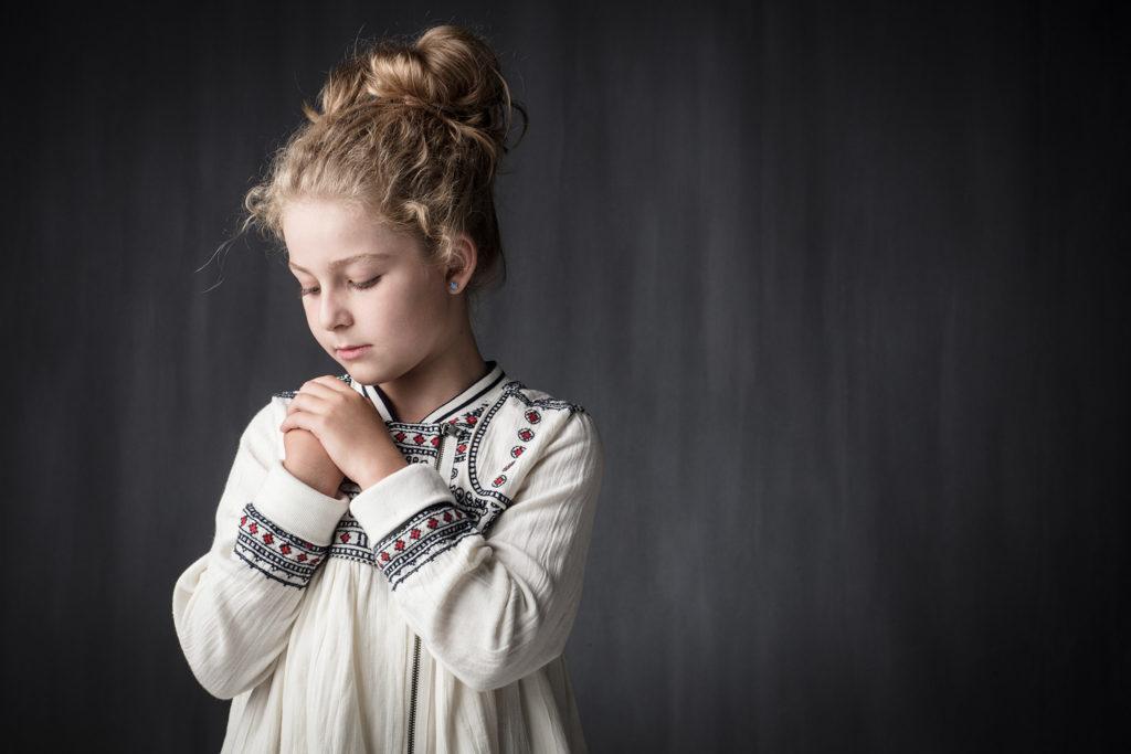 kinderfotografie Louise 12 jaar
