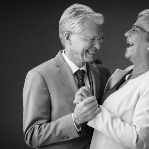 leuke oma en opa foto senioren