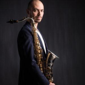 Bedrijfsreportage - profielfoto met verhaal - Jeroen Van Bever - professionele foto muzikant