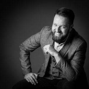 Bedrijfsreportage - profielfoto met verhaal - Nico Van de Venne - profielfoto energie coach