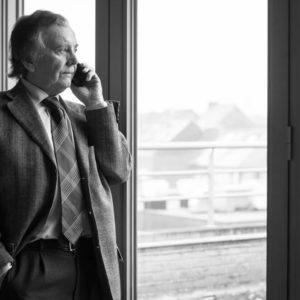 Bedrijfsreportage - profielfoto met verhaal - profielfoto Wilfried Leemans