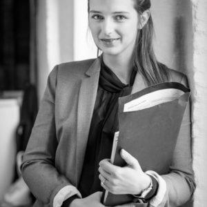 Bedrijfsreportage - profielfoto met verhaal - profielfoto advocate