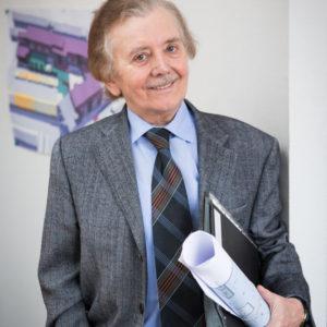 Bedrijfsreportage - profielfoto met verhaal - profielfoto project ontwikkelaar Wilfried Leemans