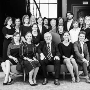 Groepsfoto Mahla advocaten