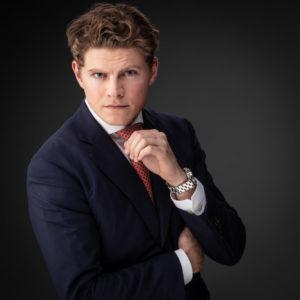 Laurent De Strooper - business portrait