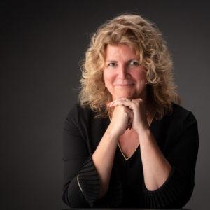 Portretfot Martine Hiel - TCT