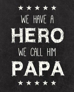 Papa is de beste! vaderdag cadeau