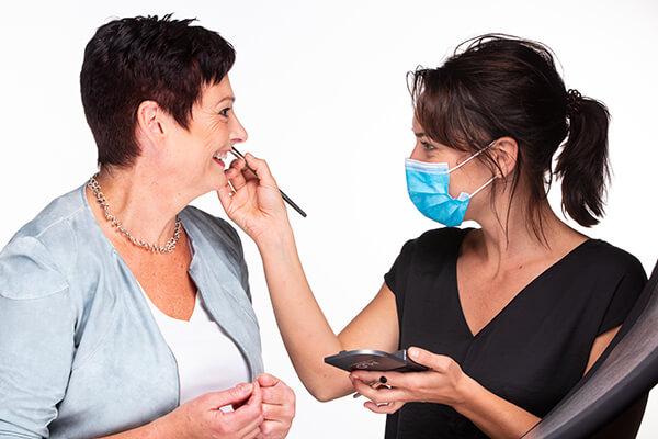 Make-up voor Profielfoto - Onze werkwijze bij een zakelijk portret