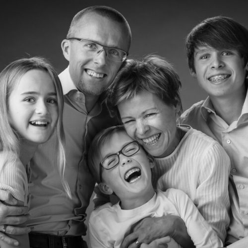 leuke Familiefoto