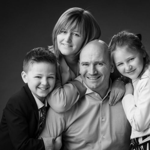Familiefoto schippers