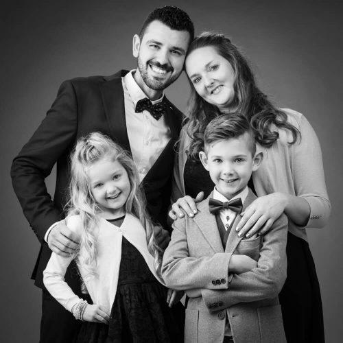 Chique Familiefoto